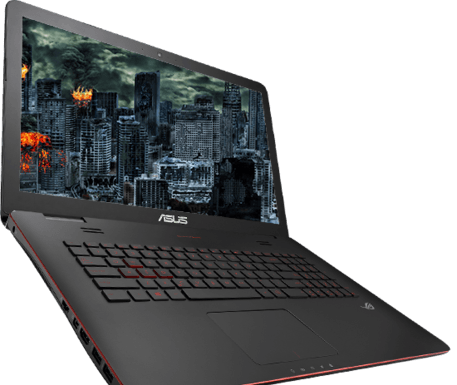 ASUS ROG G771JW Review