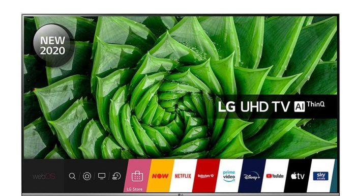 LG 55UN81006LB Review