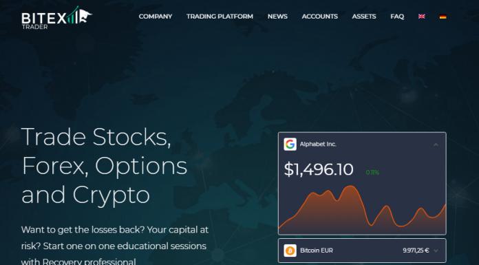 Bitex Trader Review
