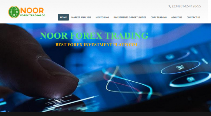 Noor Forex Trading CO review