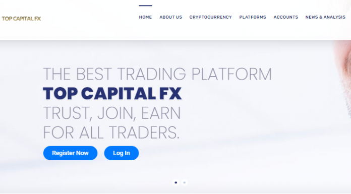 Top Capital FX Review