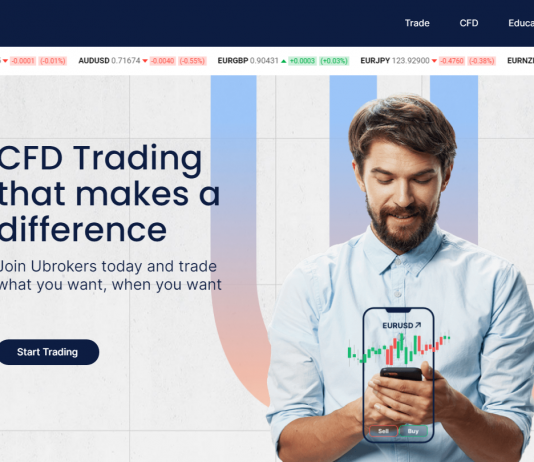 Ubrokers Review