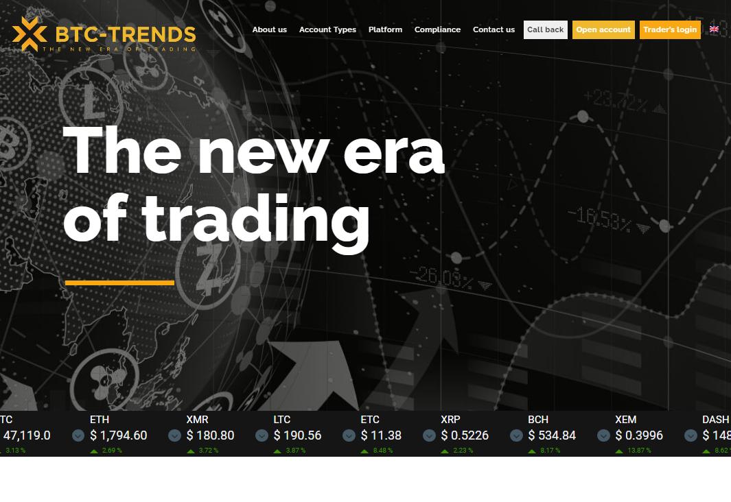 BTC-Trends