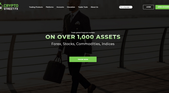 Crypto Street Fx Review