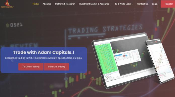 Adam Capitals Review