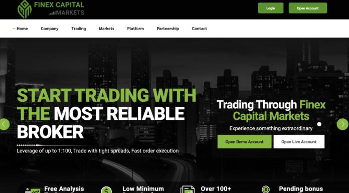Finex Capital Markets Review