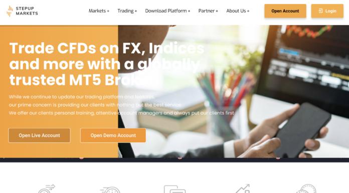 Stepup Markets Review