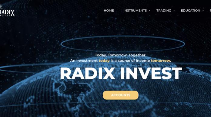 Radix Invest Review